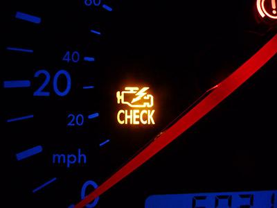 Check Engine Light El Cajon, Check Engine Light La Mesa, Check Engine Light San Diego